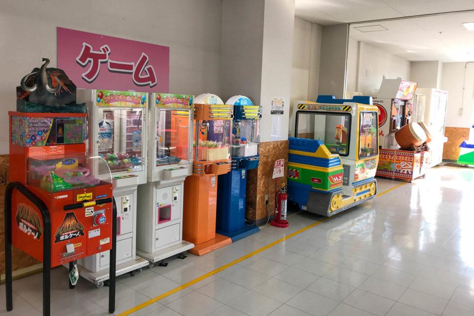 鎌倉大船モールゲームコーナー