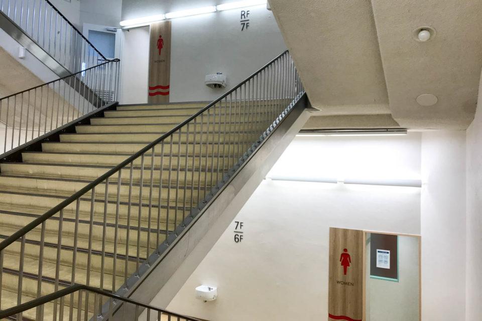 ODAKYU湘南GATEトイレ