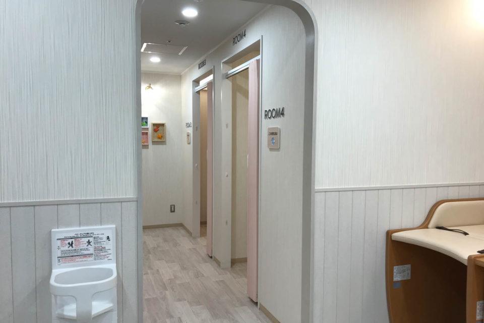 ODAKYU湘南GATE授乳室
