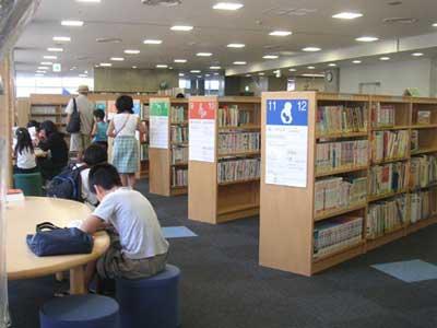 逗子図書館4